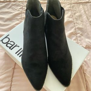 Bar III black boots super fashion size 8